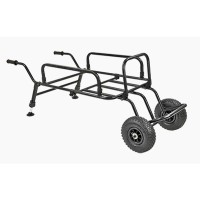 Carucior Carp Zoom Double Wheel Trolley