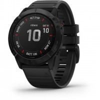Ceas Garmin Fenix 6x Pro Black, 51mm
