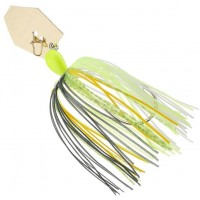 Chatterbait Z-Man Original, Chartreuse Sexy Shad, 11g