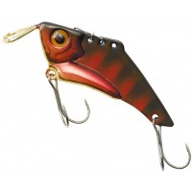 Cicada Tiemco Bounce Tracer, Culoare 06 Red Metal Gill, 4.5cm, 7g