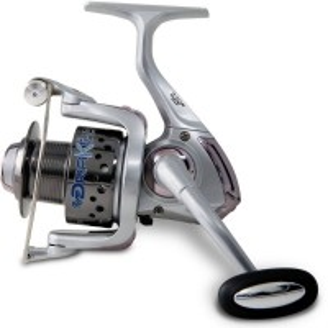 Combo Spinning Lineaeffe Lanseta Vigor Spinn 2.70m/60g/2buc + Mulineta Rapid Drake FD50 8 Rulmenti
