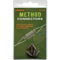 Conector Rapid Drennan Method Feeder, 6buc/plic