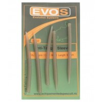 Conuri Antitangle Evos, Transparent Mud, 10buc/plic