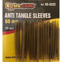 Conuri Antitangle Extra Carp Sleeves Large, 60mm, 20buc/plic