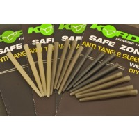 Conuri Antitangle Korda Hooklink Sleeves, 25buc/plic