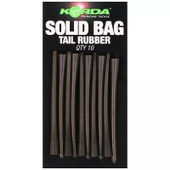 Conuri Korda Solid Bag Tail Rubber, 10bucplic