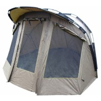 Cort Zfish Bivvy Deluxe King Size 2 Men, 2 Persoane, 300x280x170cm