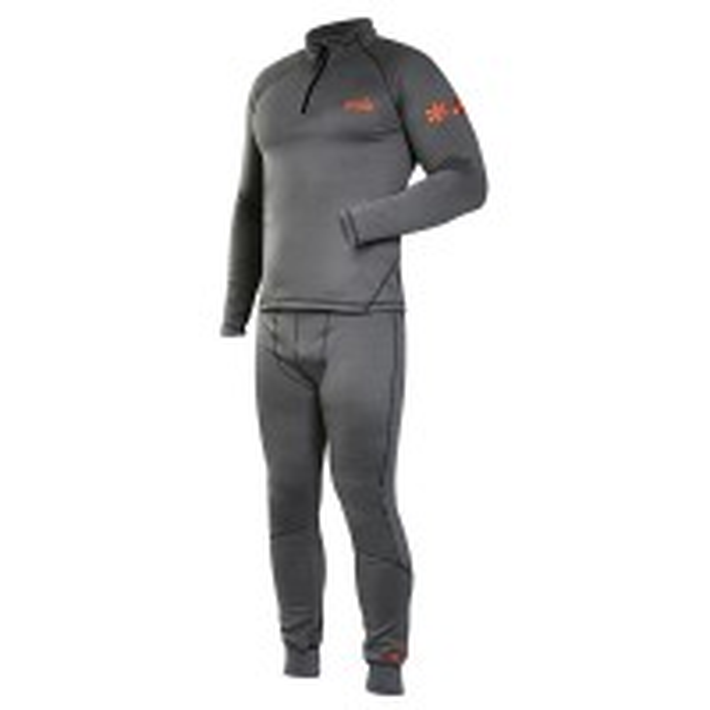 Costum Termic Norfin Winter Line Gray