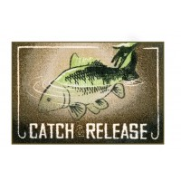 Covor Delphin CatchME! Catch and Release, 60x40cm