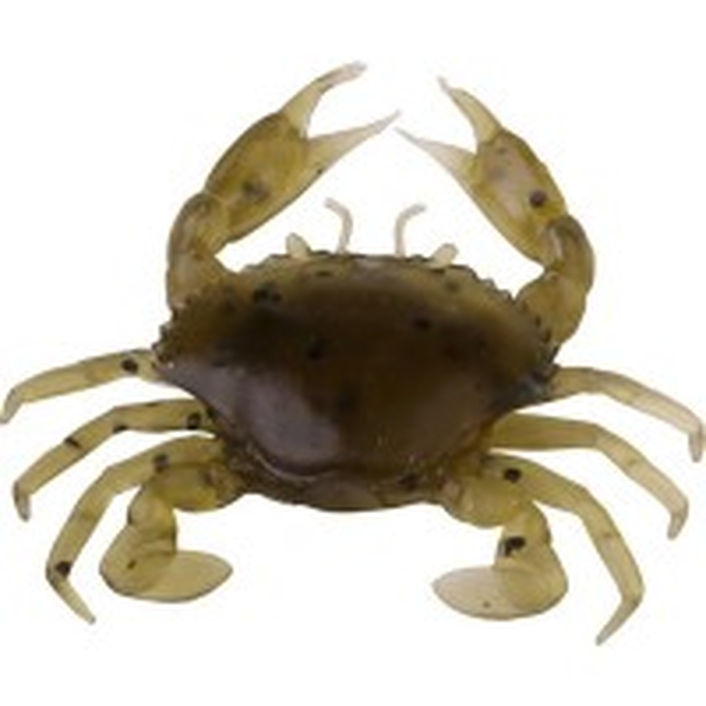 Crab Savage Gear 3D Manic, Culoare Tan, 5cm, 4buc/plic