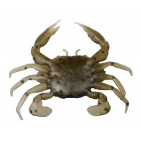 Crab Savage Gear 3D Manic, Tan Crab, 2.5cm, 5buc/plic