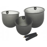 Cupe de Nadire Maver Pole Pot, 3buc/set