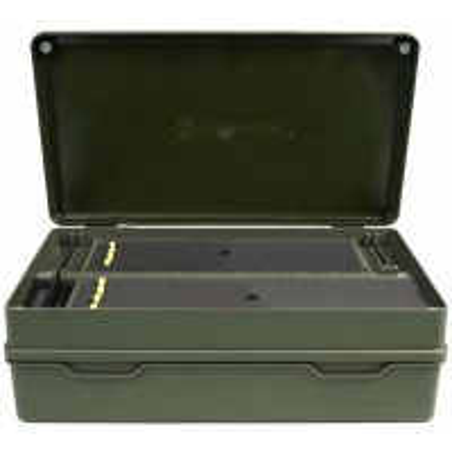 Cutie Multifunctionala RidgeMonkey Armory Tackle Box, 23x18.5x10.5cm