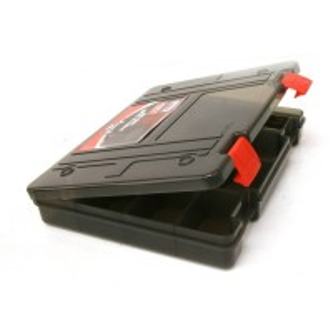 Cutie pentru Accesorii Fox Rage Stack'n Store Large Shallow, 16 Compartimente, 35.5x22x4.5cm