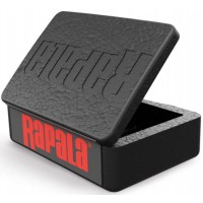 Cutie Termoizolanta pentru Momeala Rapala Lite Bait Feed Box, 10x7x3.3cm