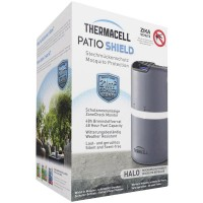 Dispozitiv Anti-Tantari ThermaCELL Halo Patio Shield Grey