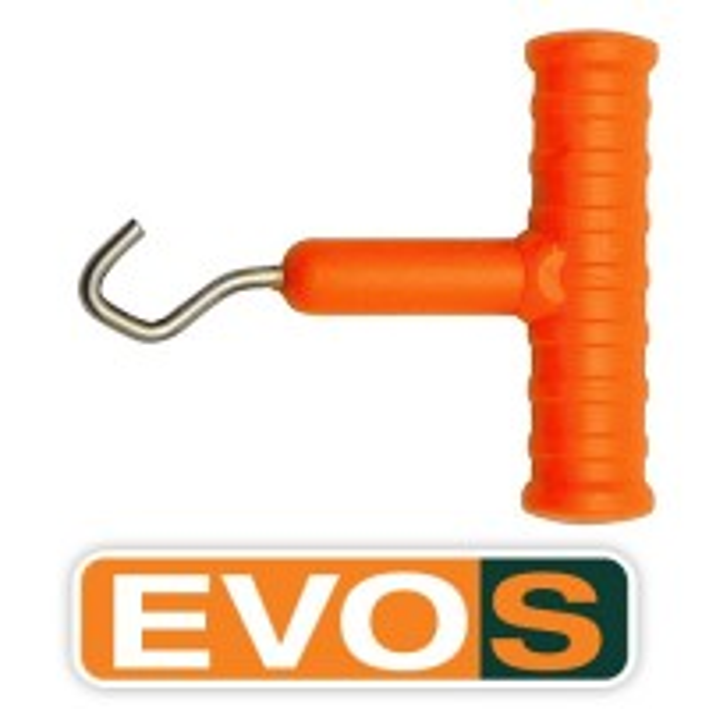 Dispozitiv Evos pentru Strans Noduri Knot Puller Orange