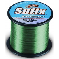 Fir Monofilament Sufix Synergy, Low Vis Green