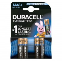 Baterie Duracell Turbo Max Alcalina LR3 (AAA)