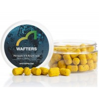 Dumbell Critic Echilibrat Spotted Fin Wafters, Ananas & N-Butyric, 60g