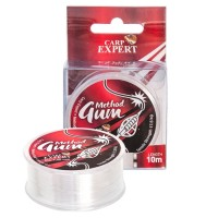 Elastic Carp Expert CXP Method Gum Transparent 10m