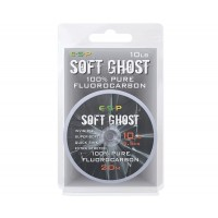 Fir Fluorocarbon ESP Soft Ghost, Transparent, 20m