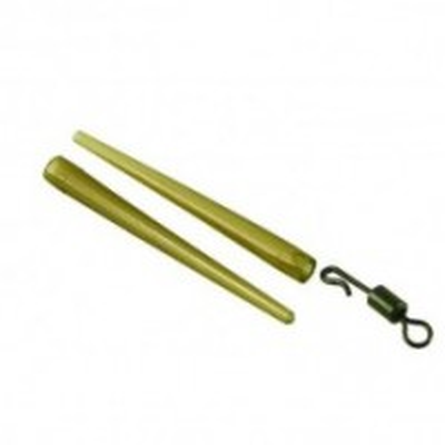 Extra Carp Vartej cu agrafa rapida(10 buc)&Anti tangle sleeve Set(10buc)