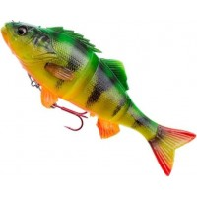 Shad Savage Gear 4D Line Thru Perch Firetiger, 17cm, 63g