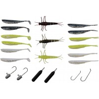 Kit Naluci Savage Gear Pro Mini Perch Kit