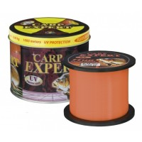 Fir Monofilament Carp Expert UV Fluo Orange 1000m