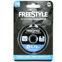 Fir Fluorocarbon Spro Freestyle Reload, 15m