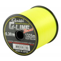 Fir Monofilament Gamakatsu G-Line Yellow, 770m - 1820m