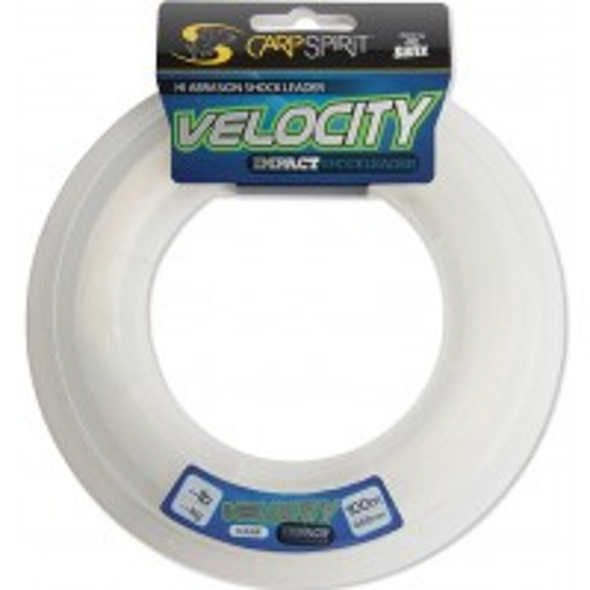 Fir Inaintas Monofilament Carp Spirit Velocity Impact Green Leader 100m
