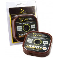 Fir Leadcore Carp Spirit Gravity Ultra Heavy, Camo Brown, 45lb, 10m
