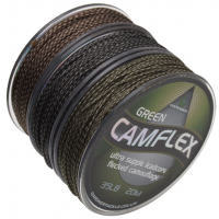Fir Leadcore Gardner CamFlex 20m Green