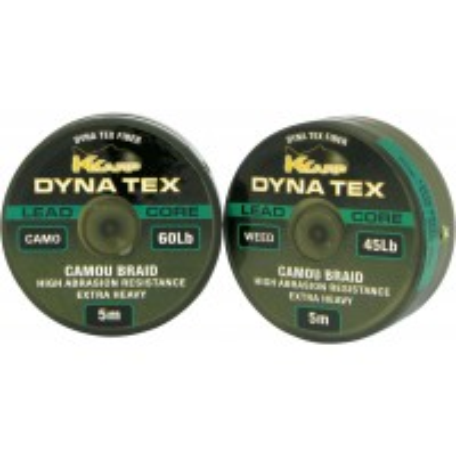 Fir Leadcore K-Karp Dyna Tex 5m Weed