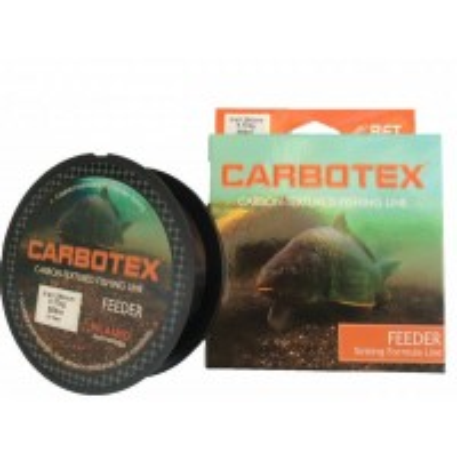 Fir Monofilament Carbotex Feeder DM Black, 250m