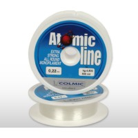Fir Monofilament Colmic Atomic, Transparent, 500m