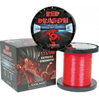 Fir Monofilament Colmic Red Dragon 600m