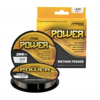 Fir Monofilament EnergoTeam Power Method Feeder, 200m