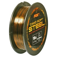 Fir Monofilament Fox Soft Steel Camo Dark, 1000m