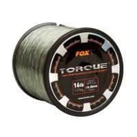 Fir Monofilament FOX Torque® Carp Line Low Vis Green, 1000m