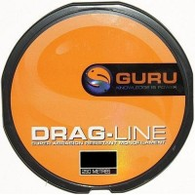 Fir Monofilament Guru Drag Line, 250m
