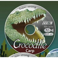 Fir Monofilament Jaxon Crocodile Carp 600m