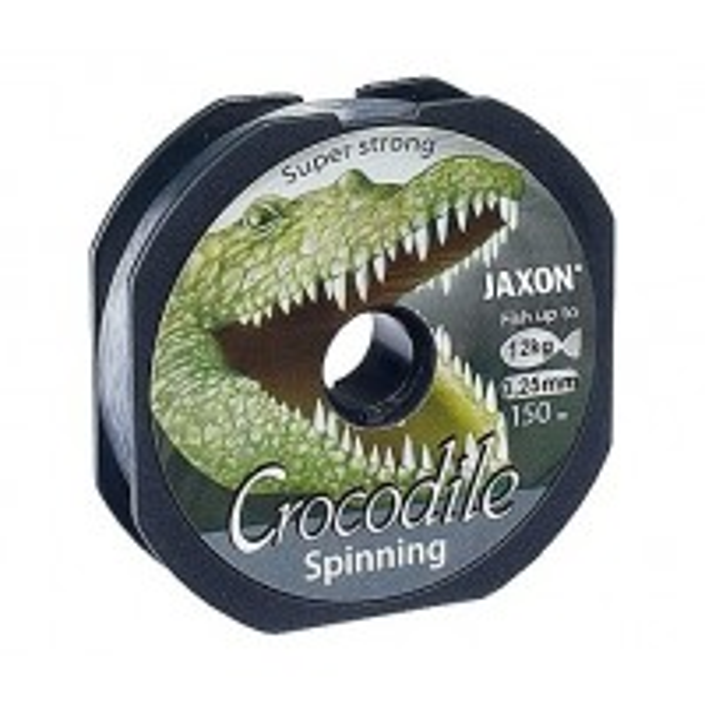 Fir Monofilament Jaxon Crocodile Spinning, 150m