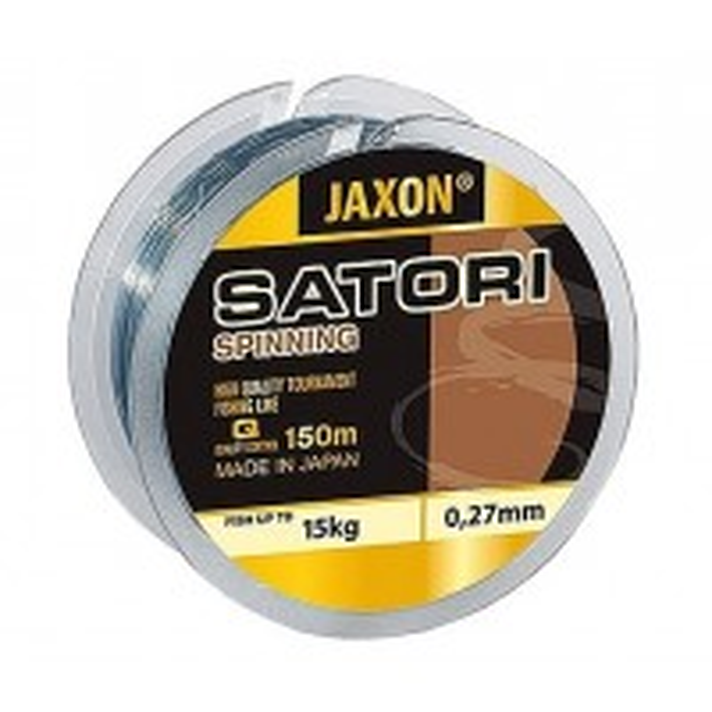 Fir Monofilament Jaxon Satori Spinning, 150m