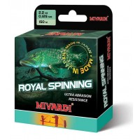Fir Monofilament Mivardi Royal Spinning 200m