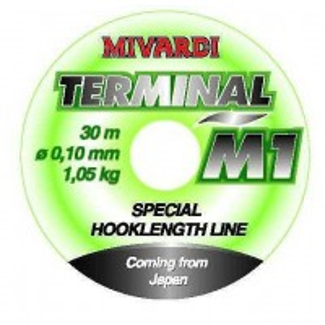 Fir Monofilament Mivardi Terminal M1 30m