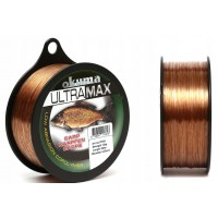 Fir Monofilament Okuma Ultramax Carp Brown, 385m - 985m