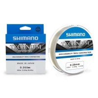 Fir Monofilament Shimano Technium Invisitec, 300m